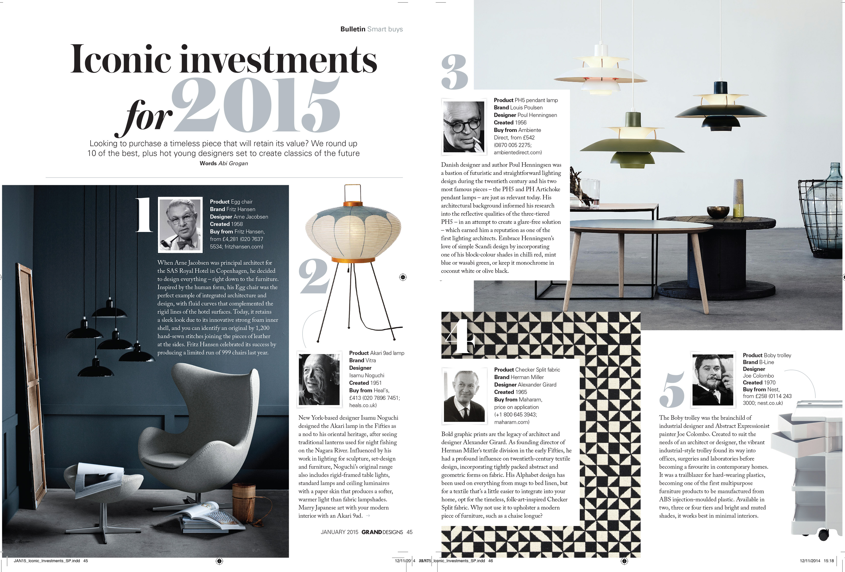 Grand Designs Magazine January 2015