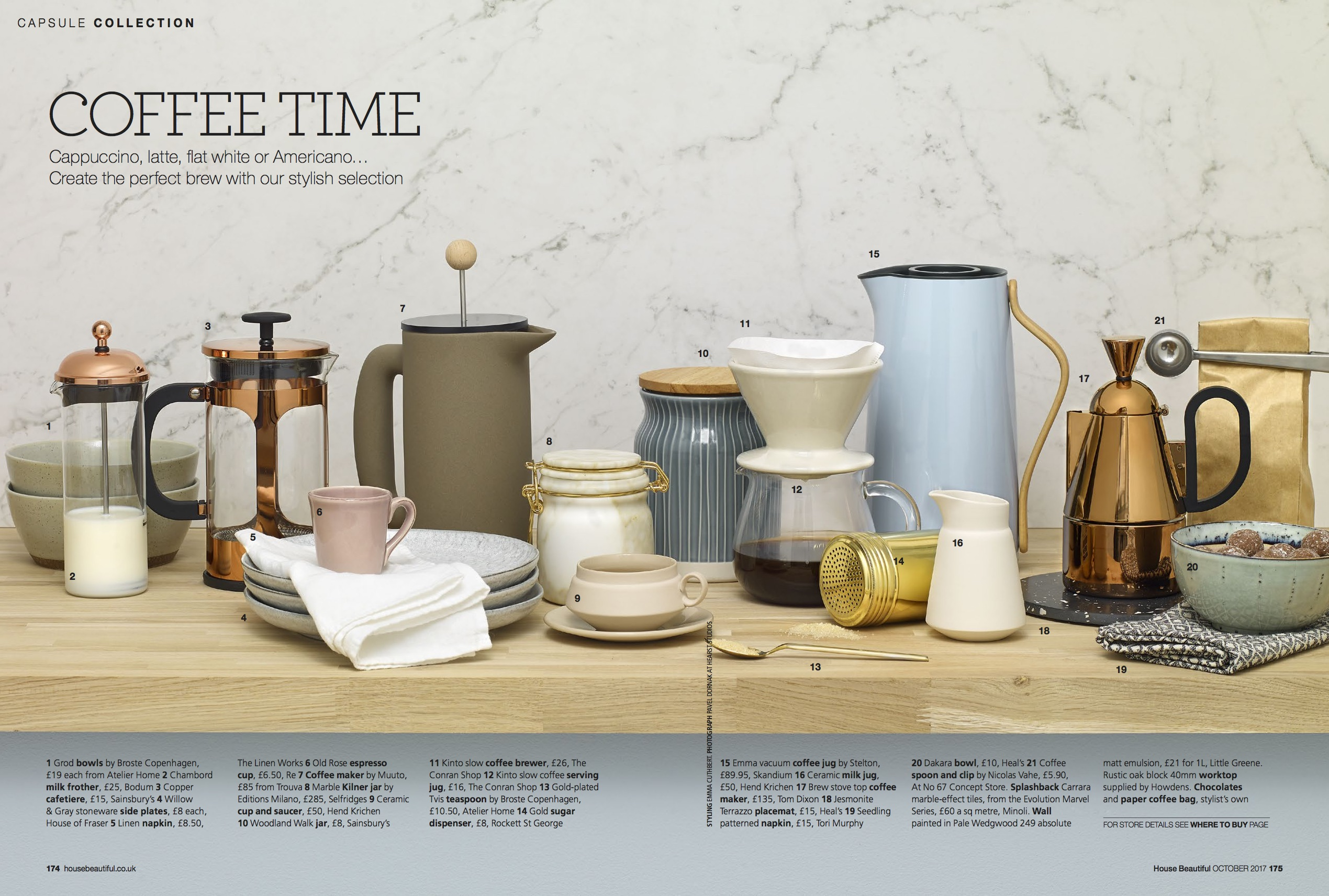 Capsule collection - coffee time_pdf_spread