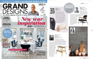 Hend Krichen interior designer Grand Designs magazine