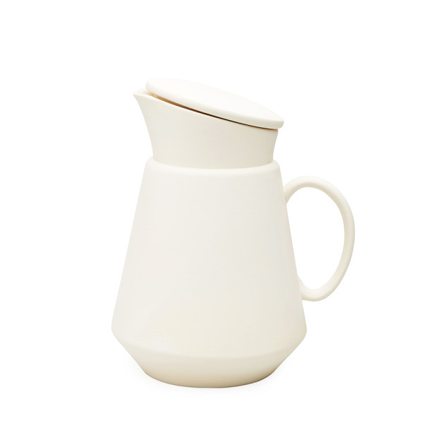 Cream Coffee Jug