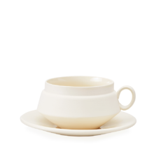 Cream Cup and saucer