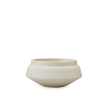 Cream Condiment Pot