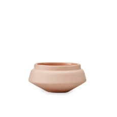 Pink Condiment Pot