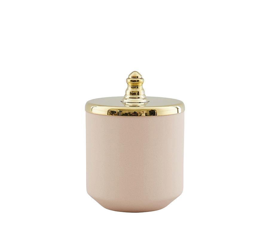 Hend_Krichen_Pink_Brass_Small_Jar
