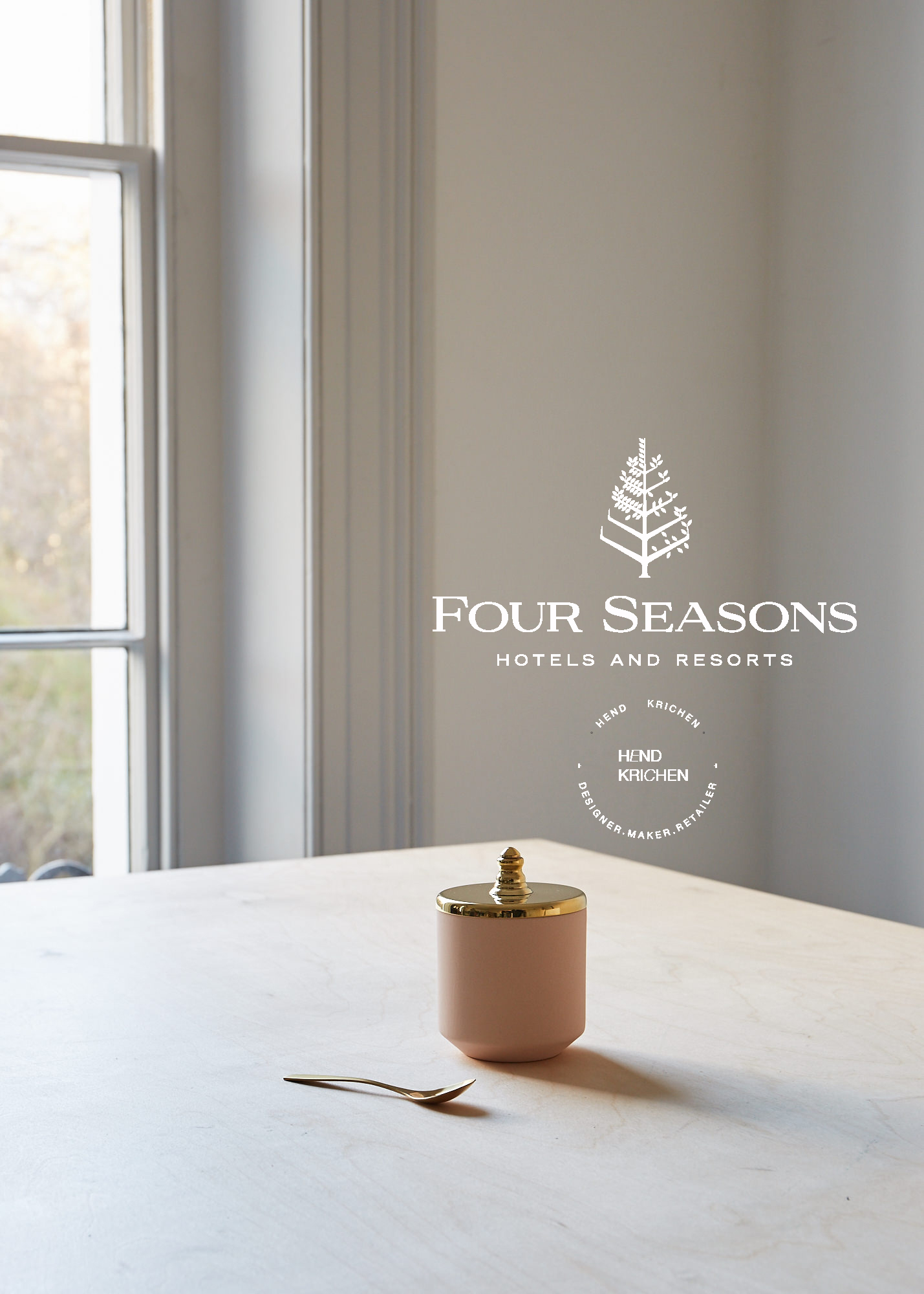 Hend Krichen X Four Seasons