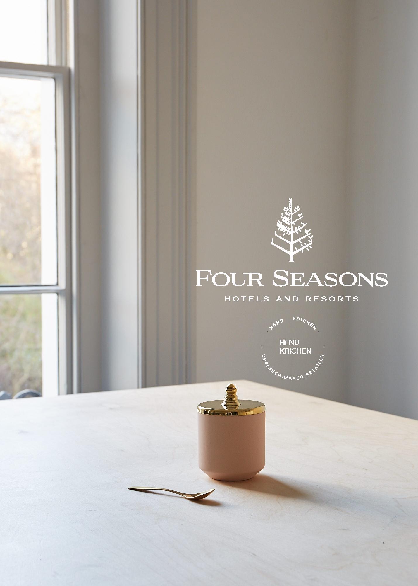Hend Krichen X Four Seasons