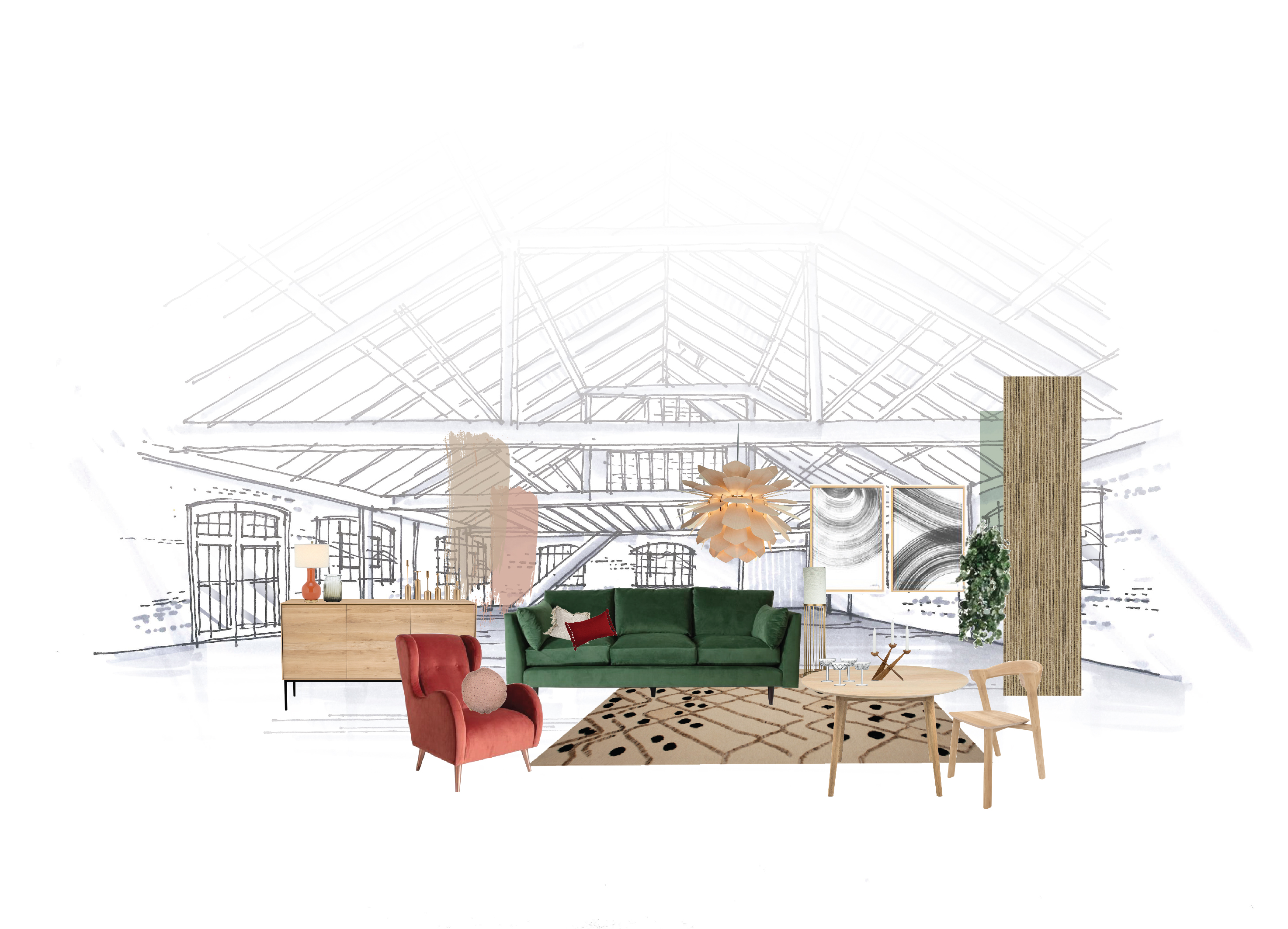 DreamHouzz pop-up visual 2