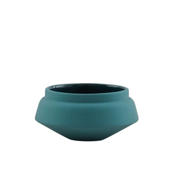 Hend Krichen-Green Condiment Pot-£20