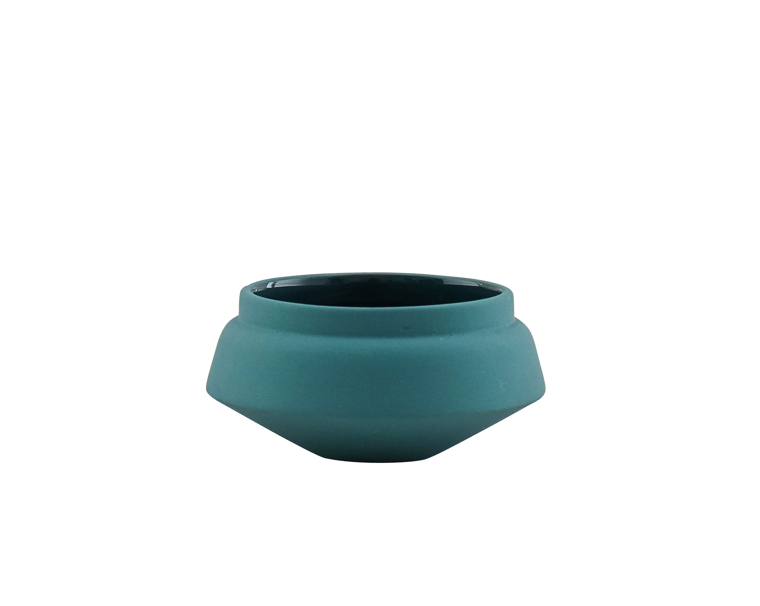 Hend Krichen-Green Condiment Pot-£20