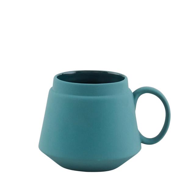 Hend Krichen-Green Mug-£25