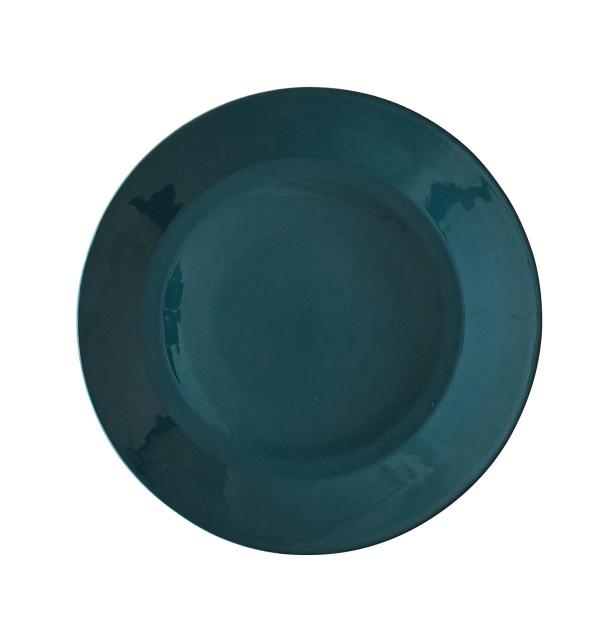 Hend Krichen-Green Side Plate-£30