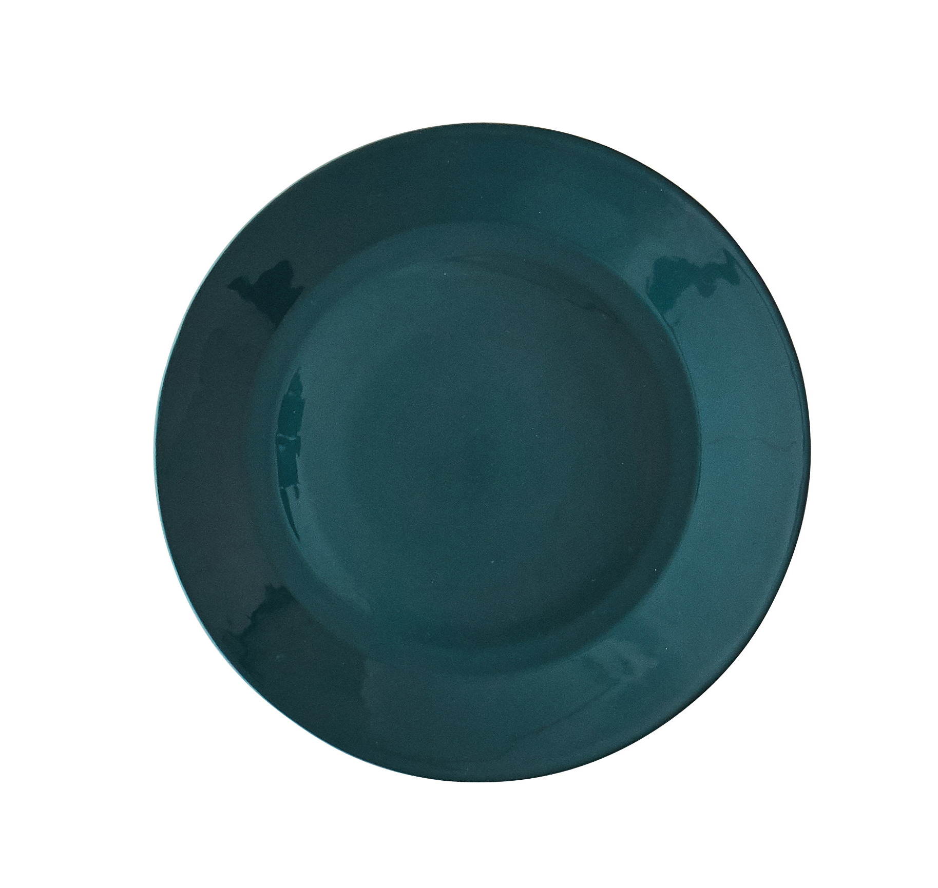 Hend Krichen-Green Side Plate-£30
