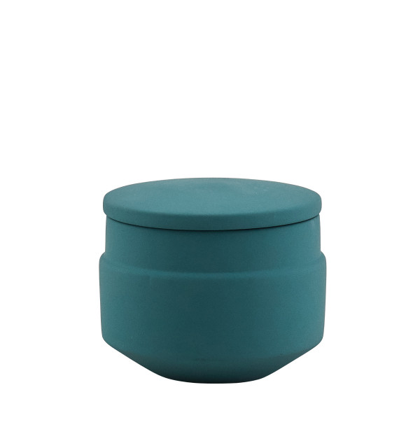 Hend Krichen-Green Sugar Pot-£43
