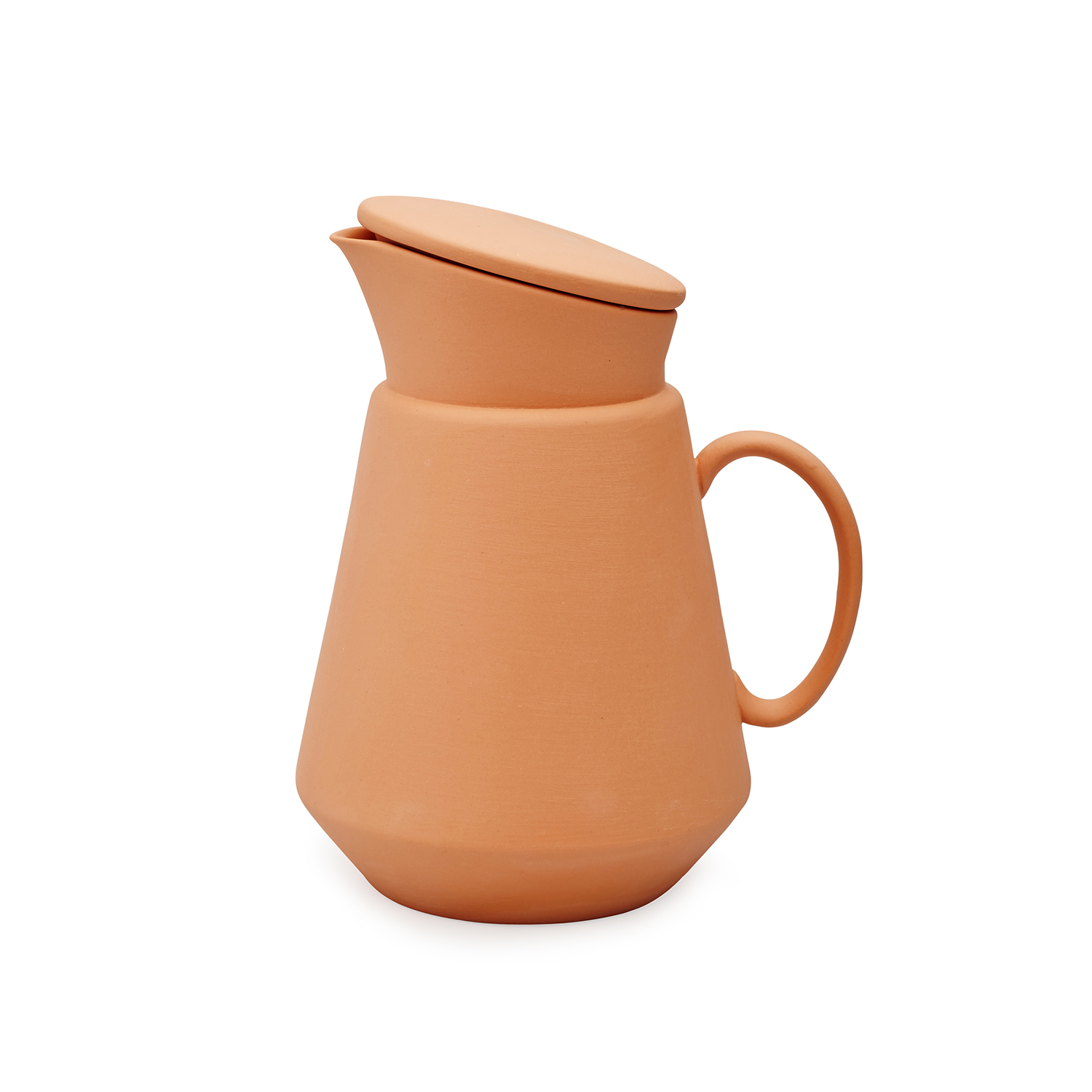 Orange Coffee Jug